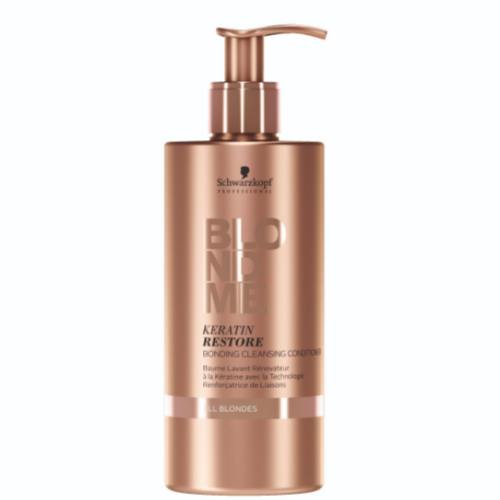 KERATIN RESTORE BONDING CLEANSING CONDITIONER